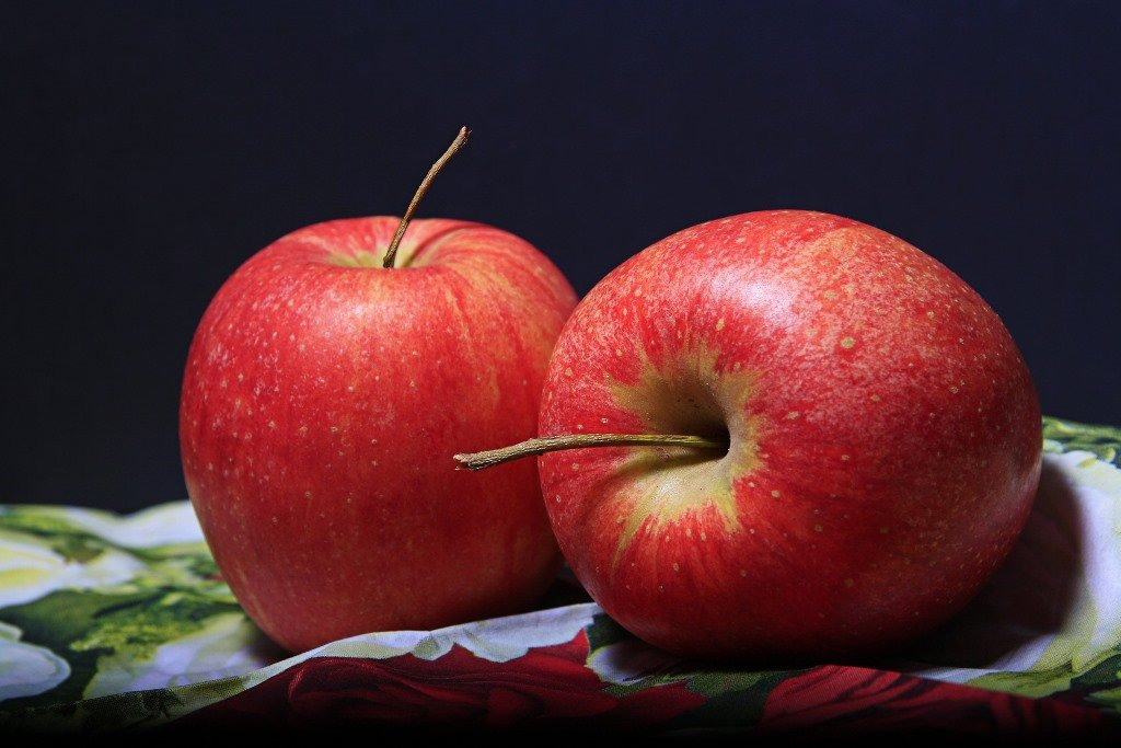 apple asian fruit