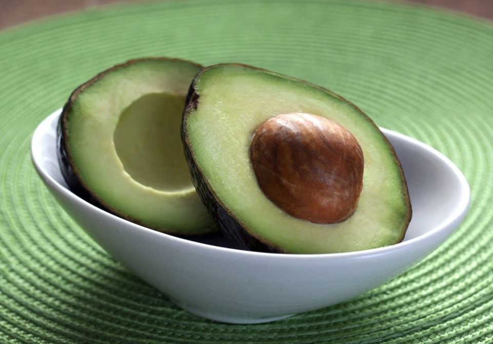 avocado asian fruit