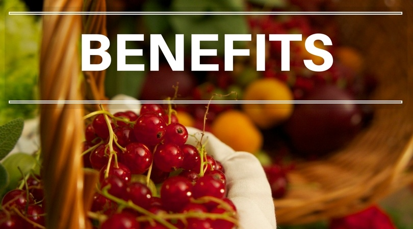 benefits of fruits