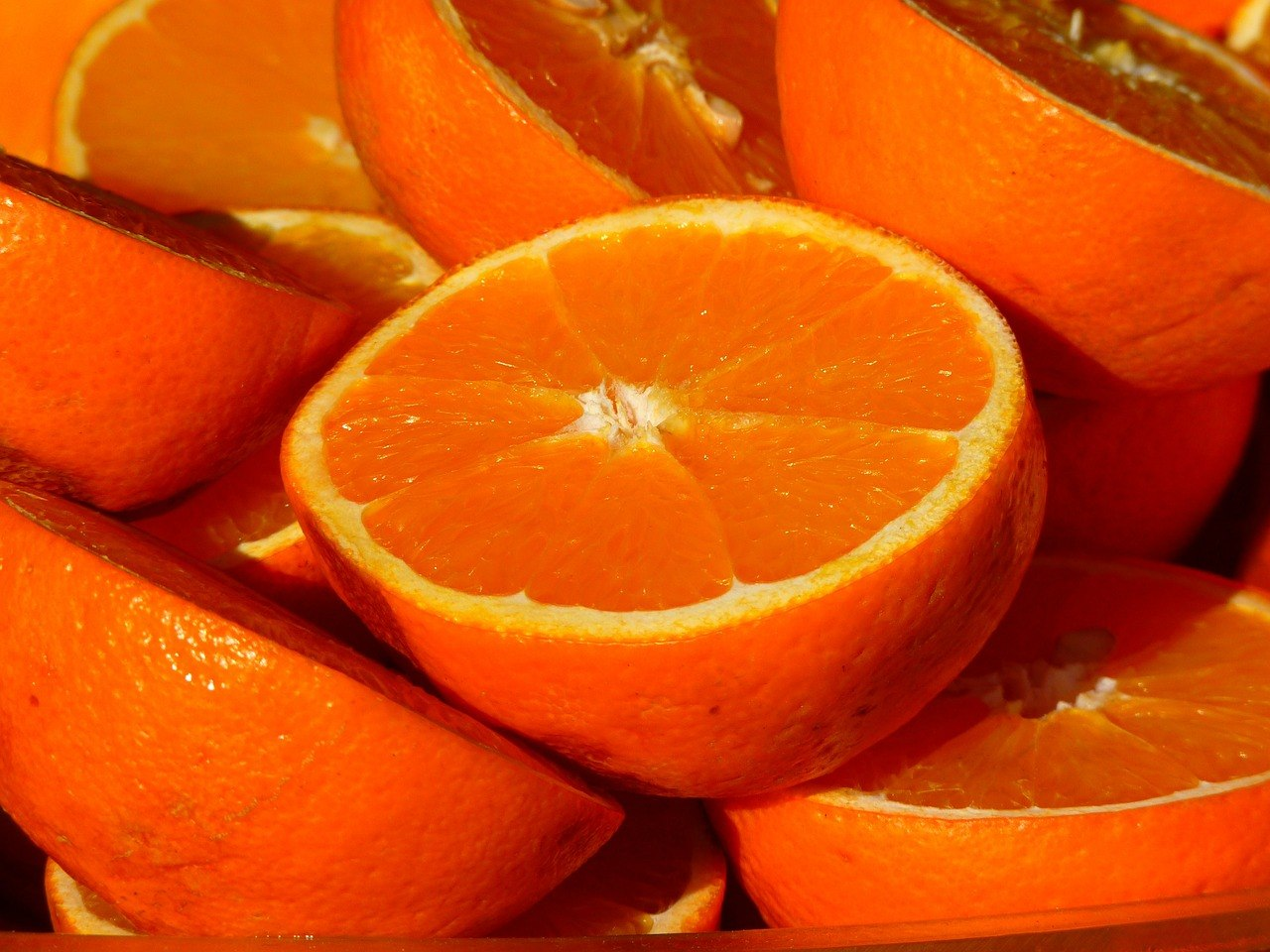 9 summer fruits orange 1